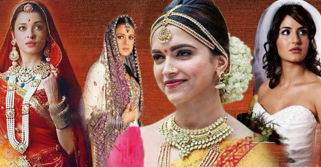 Bridal Looks depicting varied Cultures of India